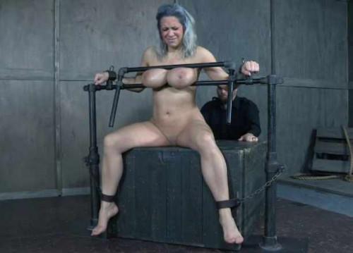 Big Tit Slut Likes Punishment