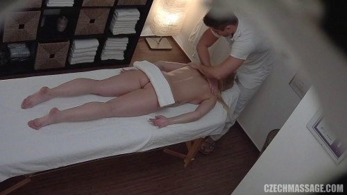 Czech Massage Scene number 281 Hidden camera