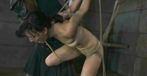 Bondage Therapy Part 2-intense corporal punishment