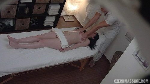 Czech Massage Scene number 294 Hidden camera