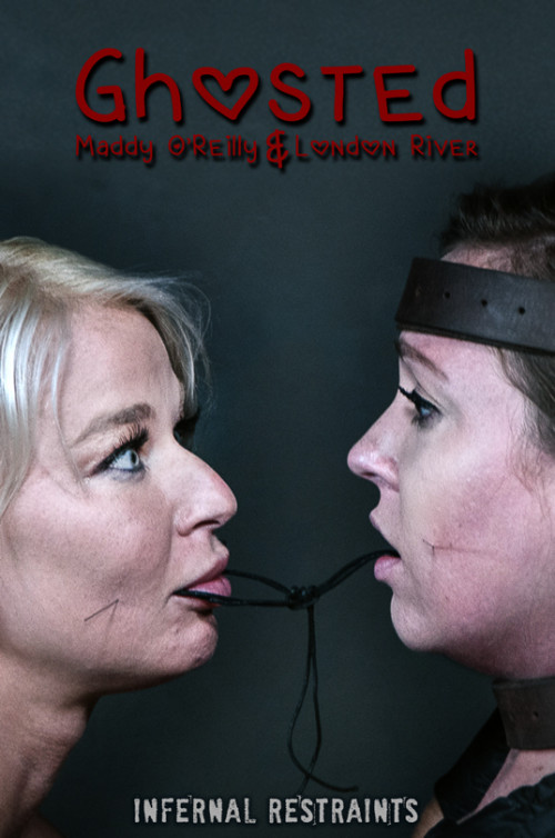 IR - Maddy O'Reilly, London River - Ghosted BDSM