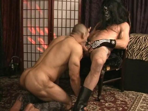 Knightbreeders - Big Dick Skull Breeders Gay Movie