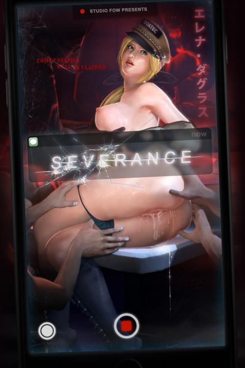 Severance 3D Porno