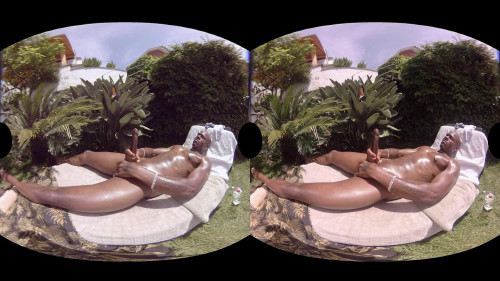 Virtual Real Gay - Hot Garden (Android/iPhone) Gay 3D stereo