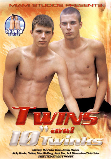 Twins and vol.10 Twinks
