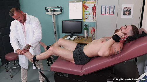 Dr. Duran Tickles Nick