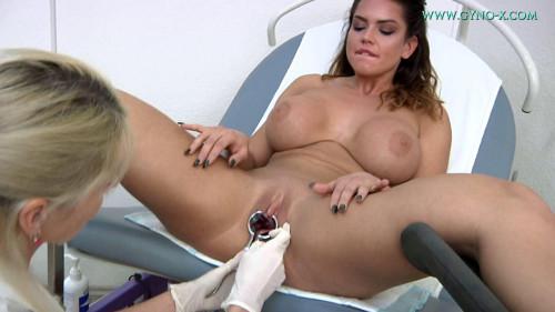 Cloe Mendini - 24 Years Girl Gyno Exam