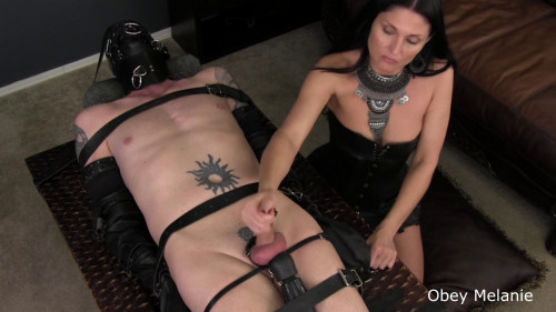 Obey Melanie handjob footjob ballbusting Part Three (2015-2019)