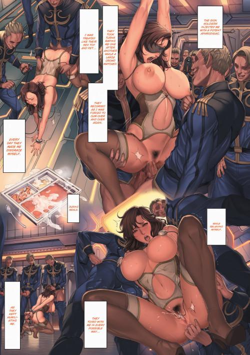 Fakku Books Comics