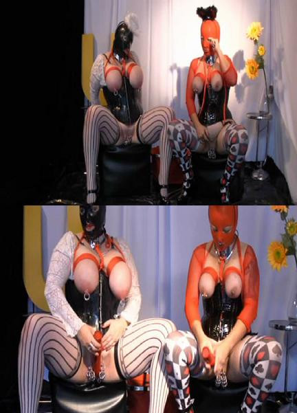 Double delight in BDSM