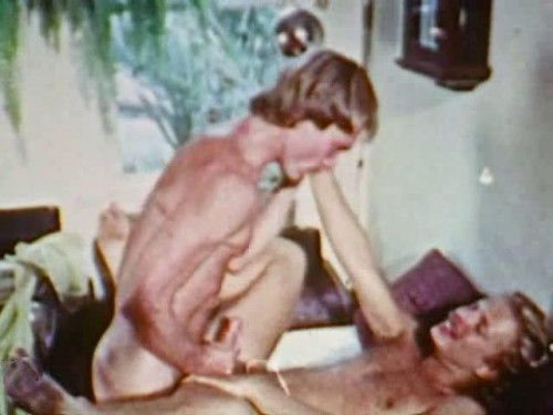 Lavender Lounge Studios - Vintage Bareback: Hairy Muscle Vol. 3 Gay Retro