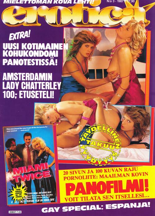 Finland's Erotica (1987)