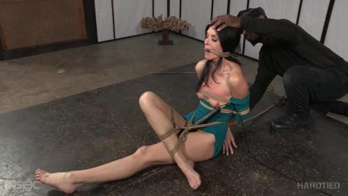 Award Winning MILF Gets Overloaded In Bondage BDSM