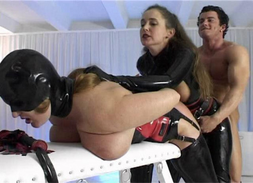Masters Slaves Of Sex BDSM Latex