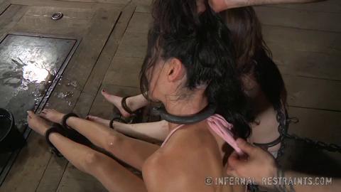 Wenona, Mattie Borders BDSM