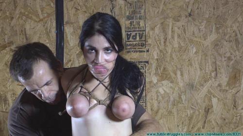 Sage is Tested 2 part - Extreme, Bondage, Caning BDSM