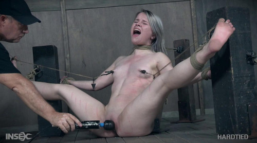Hard bdsm for skin and spankable ass