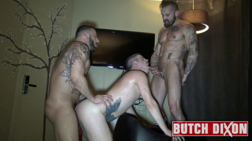 ButchDixon - Antonio Miracle, Stephane Raw and Dmitry