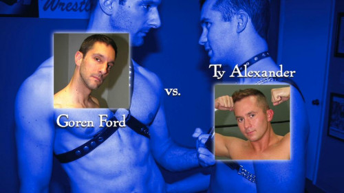 BG East - Dark Knights 12 - Ty Alexander vs Goren Ford