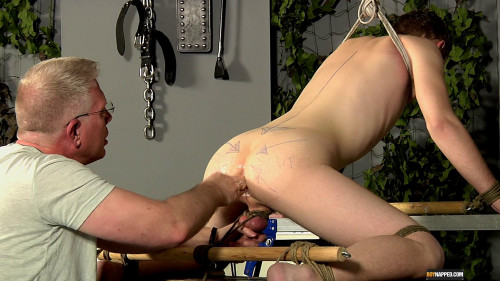 Sebastian Tight Hole Gay BDSM