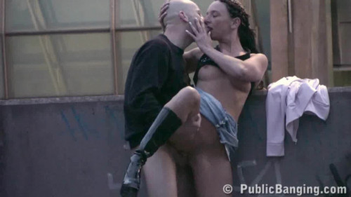 Granted the guy friend in the street near the building Public Sex