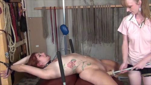 Blind Pony Orgasm explossion