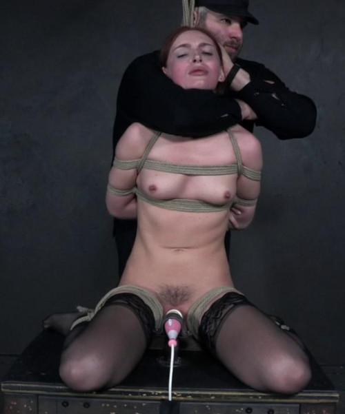 Classic Bondage For Maya Kendrick