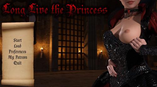 Long Live The Princess Porn games