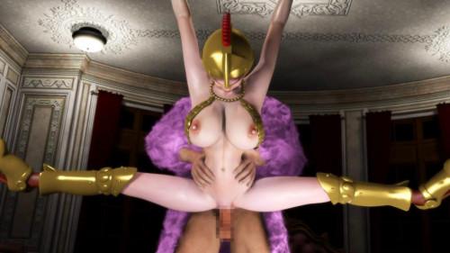 Rebecca Assault Hell - Gladiator of Treason 3D Porno