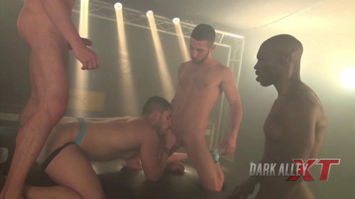 DarkAlleyXT Troy Moreno and friends !! Gay Clips