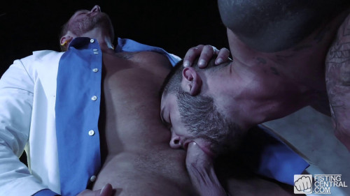 Dr. FrankenFuck's Fist Lab, Scene #01 Gay Unusual
