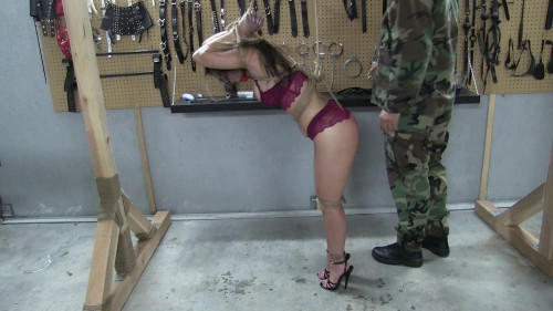 Heels Made for Bondage - Part 1 - All About Asiana - Full HD 1080p BDSM