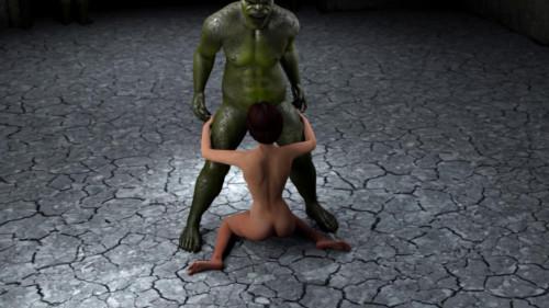 Bride of the Goblin 3D Porno