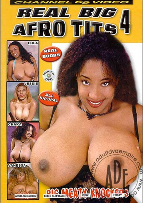 real big afro tits vol.4