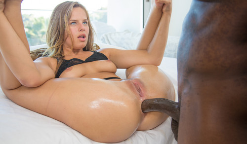 Hot Girl Has Anal Sex With A Black Guy Anal