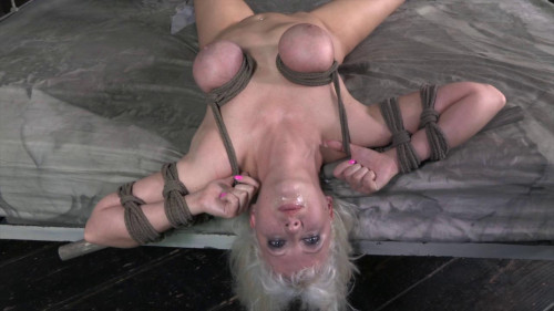Sexuallybroken - Cherry Torn - Hot golden-haired with natural body