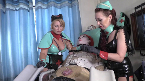 Mistresses Erika and Julias Nasty Clinic - Signed Off HD