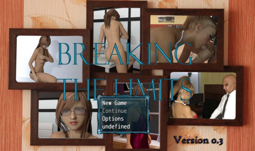 Breaking the limits Porn games
