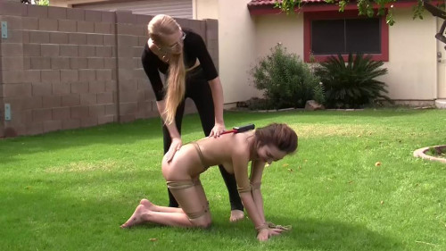 Rachel Greyhound BDSM