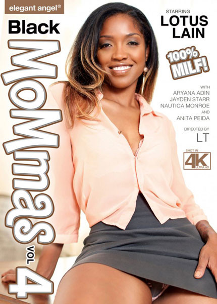 Black Mommas vol 4 (2018) Ebony