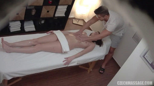 Czech Massage №332 Hidden camera