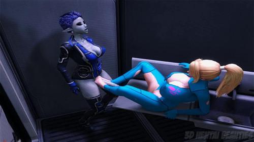 Cocktroid 3D Porn