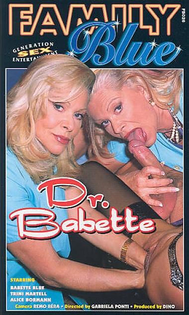 Family Blue - Dr. Babette