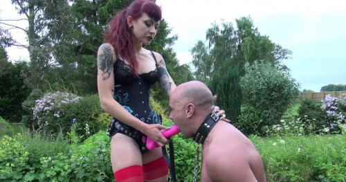 Pegged By A Big Cock Femdom and Strapon
