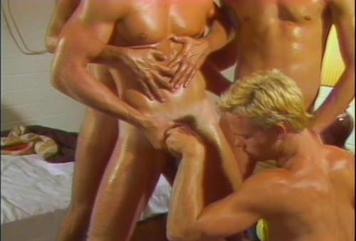 Tough Competition (1984) - Kyle Carrington, Scott Avery, Jim Bentley Gay Retro