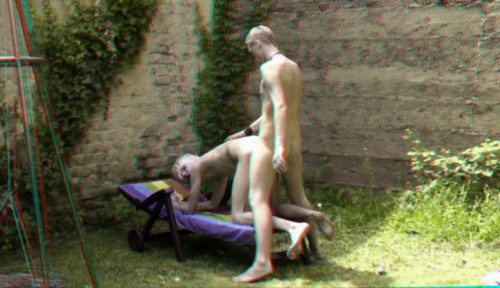 Cheeky Stories vol.3D Gay 3D stereo