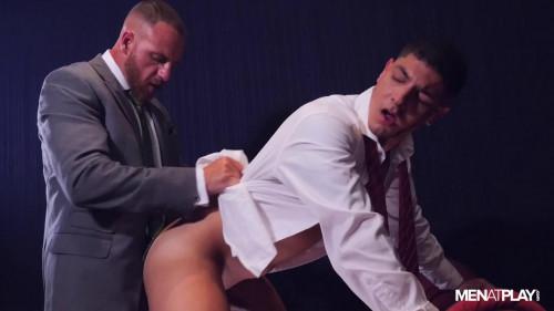 Leo Rosso copulates Bastian Karims rectal hole 720p