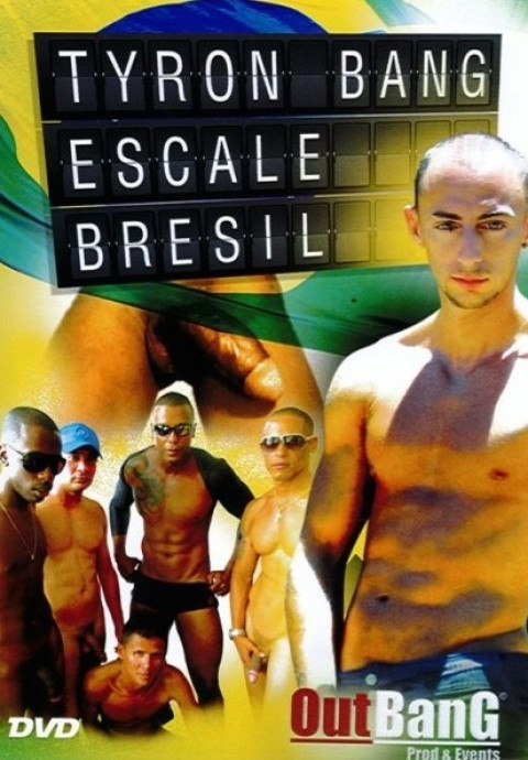 Bolatino - Tyron Bang in Brazil - complete movie