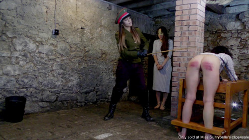 Military Punishment Prisoners 1080p