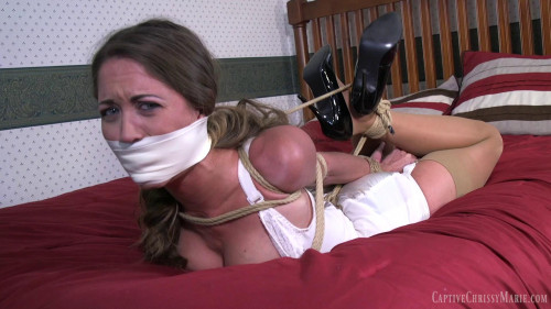 Discovers Your Restraint bondage Kink